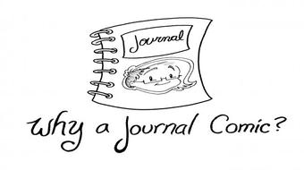 Creating Journal Comics: Drawing Your Life course image