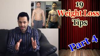 19 Tips To Help Guarantee Weight Loss Results (Part 4) course image