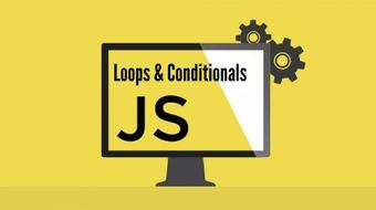 JavaScript the Basics for Beginners - Section 5: Loops & Conditionals course image