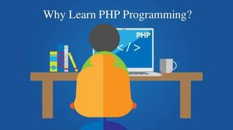 PHP Premium and complete training  course (PHP Fundamentals) course image