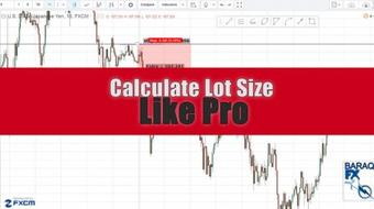 Forex - Calculate LotSize like Pro course image