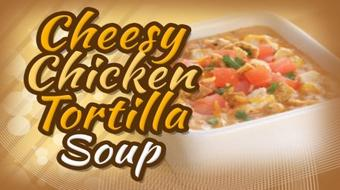 Cheesy Chicken Tortilla Soup course image