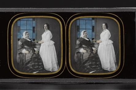 Stereoscopy: An Introduction to Victorian Stereo Photography course image