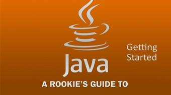 A Rookie's Guide to Java Part 1 - Getting Started course image
