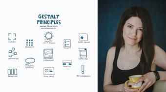 Sketching for UX Designers: Practice Activity Through Gestalt Principles course image