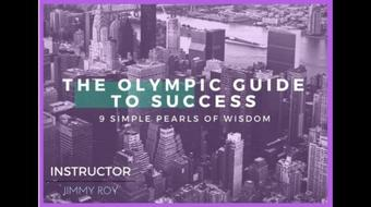 The Olympic Guide To Success : 9 Simple Pearls Of Wisdom course image