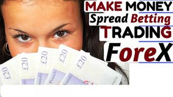 Make Money Work From Home Online : Trade Forex 4 Beginners course image