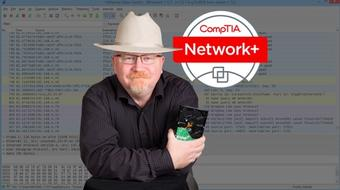 CompTIA Network+ Cert.; N10-006. The Total Course. course image