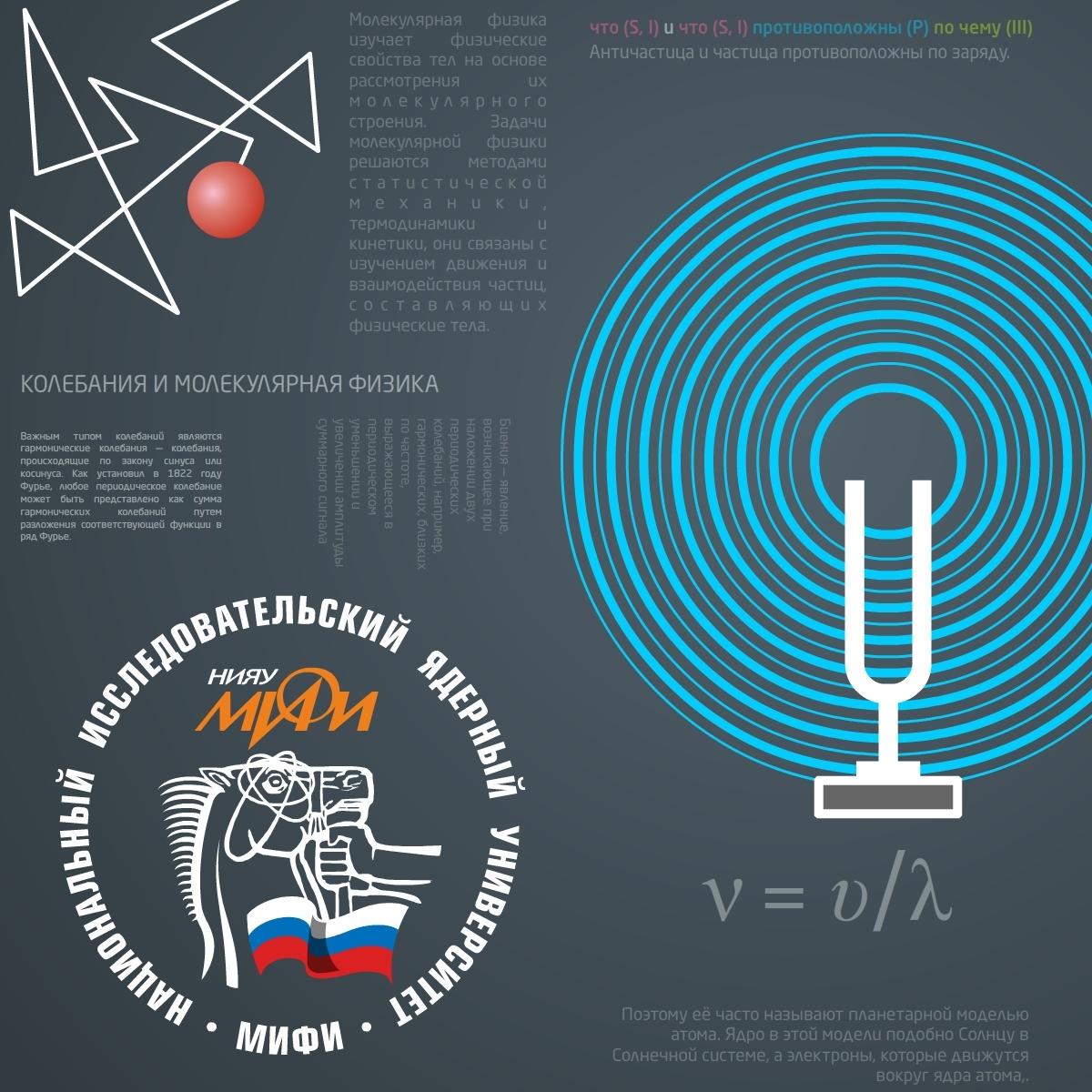 Физика в опытах. Часть 3. Колебания и молекулярная физика course image