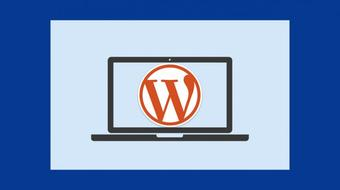 Getting Started with Wordpress - Build your own Website course image