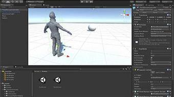Introducción al desarrollo de videojuegos con Unity course image