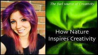 Nature: The Fuel Source of Creativity: How Nature Inspires Creativity Masterclass course image