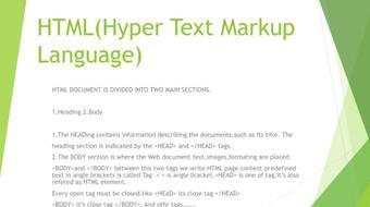 Learn HTML Basics course image