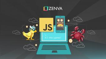 JavaScript Programming: Learn by Making a Mobile Game course image