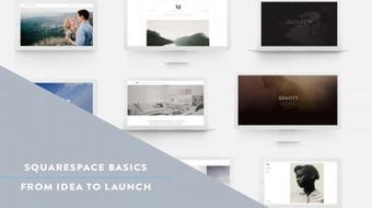 Build Your Own Business Website with Squarespace! course image