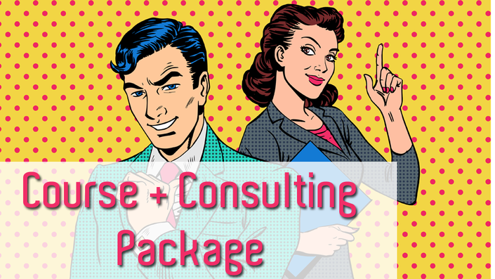 Entrepreneurship Consulting Package course image
