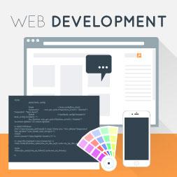 Web Page Development course image