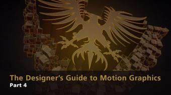 The Designers Guide to Motion Graphics – Part 4 course image
