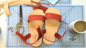 Sandal-Making 101 course image