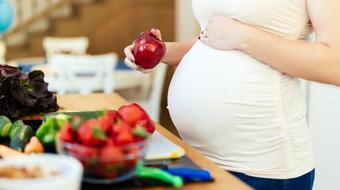 Food as Medicine: Fertility and Pregnancy course image