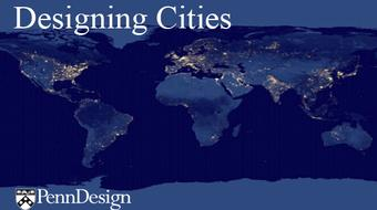 Designing Cities course image