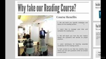IELTS Band 7 Preparation Reading Course course image