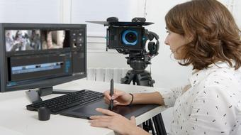 Video Editing Workflow for Filmmakers course image