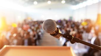 Public Speaking course image