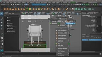Create Professional 3D Models from Scratch in Maya course image