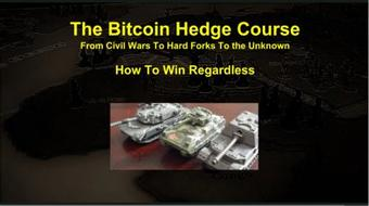 The Millionaire Guide To Hedging course image