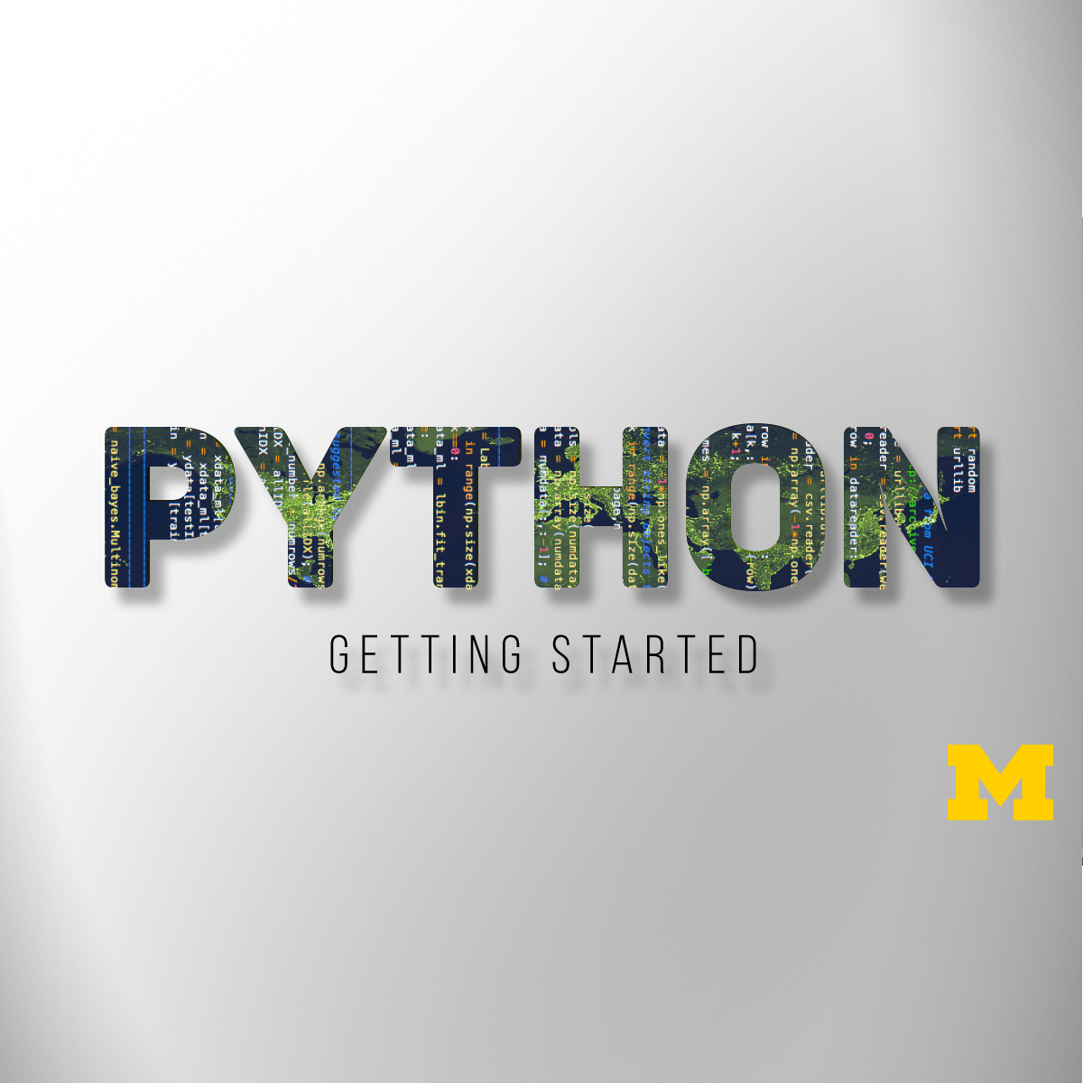 Programming for Everybody (Getting Started with Python) course image