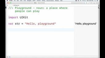 Learn about for loops in Swift 3.0 and iOS 10! Start your journey to become an app developer! course image