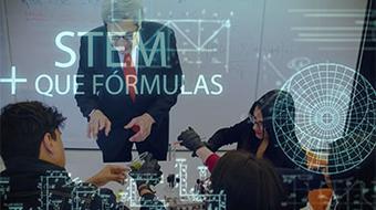 Enseñar STEM: mucho + que fórmulas course image