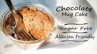 Gluten Free Mug Cake course image