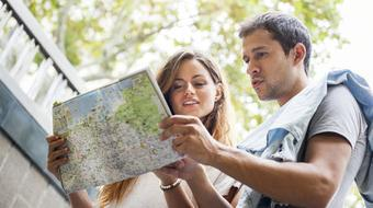 Spanish for Beginners 6: Out and About course image