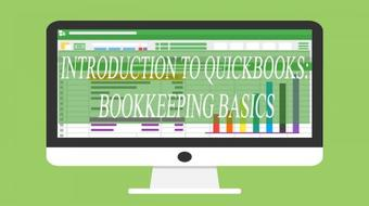 Introduction to QuickBooks: Bookkeeping Basics course image