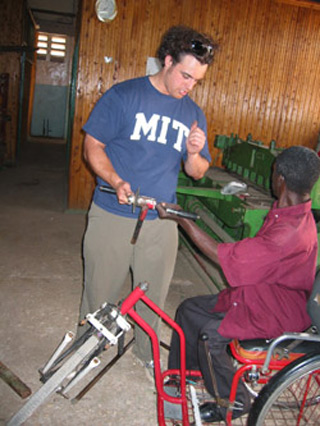 Wheelchair Design in Developing Countries course image