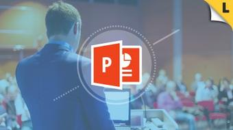 PowerPoint 2013 Crash Course - Design Your own Animations & Presentations! course image