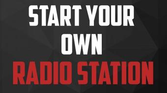 Start Your Own Internet Radio Station & Monetize It With Advertising course image