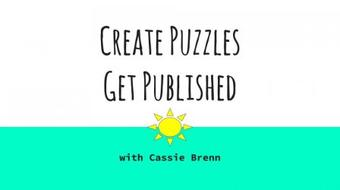 Create Puzzles, Get Published course image