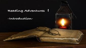Reading Adventures 1 -Introduction- course image