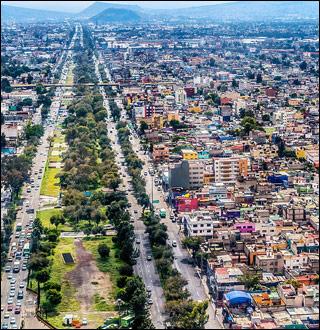 Modern Mexico: Representations of Mexico City's Urban Life course image