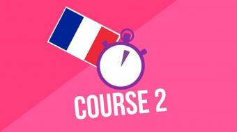 3 Minute French - Course 2 course image