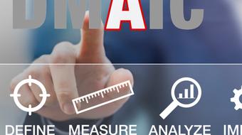 Six Sigma Advanced Analyze Phase course image