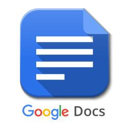 Fundamentals of Google Docs course image