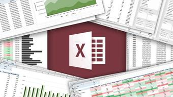 Microsoft Excel - Data Analysis with Excel Pivot Tables course image