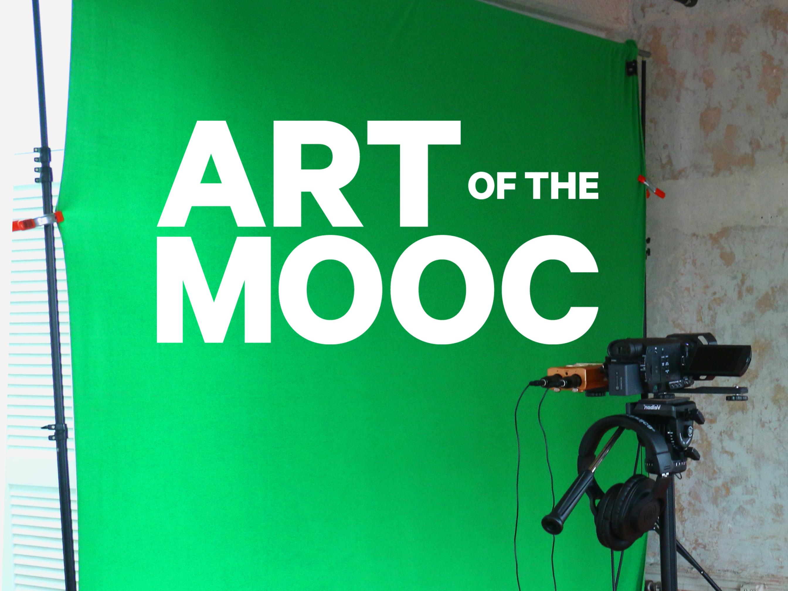 ART of the MOOC: Public Art and Pedagogy course image