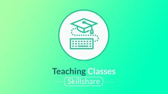 How to Teach Successful Classes on Skillshare ? course image