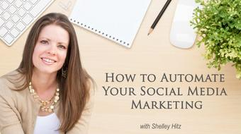 How to Automate Your Social Media Marketing course image
