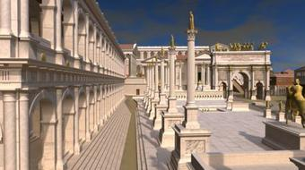 Rome: a Virtual Tour of the Ancient City course image